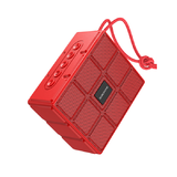 Портативная беспроводная акустика BOROFONE BR16 Gage sports BT speaker, цвет: красный