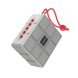 Портативная беспроводная акустика BOROFONE BR16 Gage sports BT speaker, цвет: серый