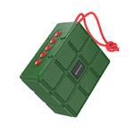 Портативная беспроводная акустика BOROFONE BR16 Gage sports BT speaker, цвет: зеленый