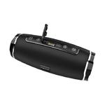 Колонка портативная Borofone, BR3, Beyond, металл, Bluetooth 5.0, FM, AUX, microSD, микро, чёрный