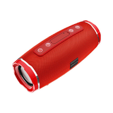 Портативная колонка Borofone BR3 Rich sound металл пластик microSD (красный)
