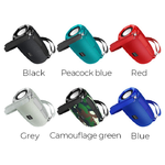 Колонка портативная Borofone, BR4, Horizon, пластик, Bluetooth, USB, microSD, AUX, цвет: серый