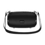 Колонка портативная Borofone, BR4, Horizon, пластик, Bluetooth, USB, microSD, AUX, цвет: черный