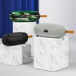 Портативная беспроводная акустика BOROFONE BR9 Erudite sports wireless speaker, цвет: черный