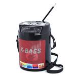 Колонка WAXIBA XB-761BT р/п (USB,Bluetooth)