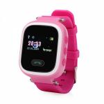 Smart часы детские с GPS OT-SMG15 (розовые)