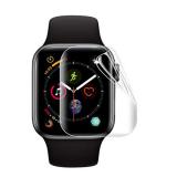 Защитная пленка дисплея Apple Watch 42 mm Ceramic (черная) матовая