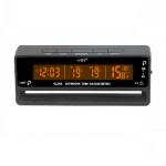VST-7010V часы авто (температура, будильник, вольтметр)/90/180