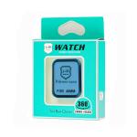 Защитная пленка Polymer nano Apple Watch 38mm керамическая, черная