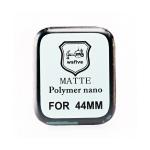 Защитная пленка Polymer nano Apple Watch 44mm керамическая, черная