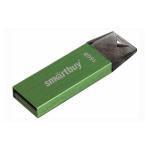 Флеш-накопитель USB  16GB  Smart Buy  U10  зелёный