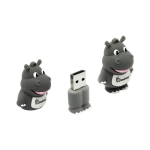 Флеш-накопитель USB  16GB  Smart Buy  Wild series  Hippo