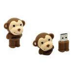 Флеш-накопитель USB  16GB  Smart Buy  Wild series  Обезьяна