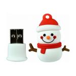 Флеш-накопитель USB  16GB  Smart Buy  Wild series  Снеговик  Snow Paul