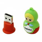 Флеш-накопитель USB  8GB  Smart Buy  Wild series  Матрешка