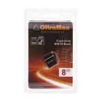 Флеш-накопитель 8Gb OltraMax Drive 50 Mini, USB 2.0, пластик, чёрный