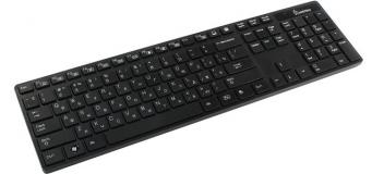 Клавиатура SmartBuy проводная мультимидийная SBС-215318AG-K
