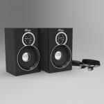 Колонки RITMIX SP-2013w, черный, 2.0, 6 Вт (2 х 3), USB порт