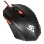 Мышь оптическая Nakatomi Gaming mouse MOG-08U (black) игровая