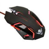 Мышь оптическая Nakatomi Gaming mouse MOG-20U (black) игровая