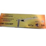 Внешняя эфирная антенна GoldMaster GM-125AMP