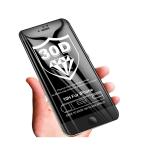 Защитное стекло 30D в тех.уп. Samsung Galaxy M11 черное