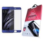 Защитное стекло 3D BINGO для Huawei Honor V10 проклеивается на весь экран, синее