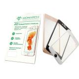 Защитное стекло Monarch 4D для Meizu Pro 6 золотое