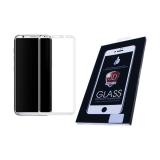 Защитное стекло 5D для Huawei Honor 6C White
