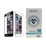 Защитное стекло Monarch 5D mini Samsung Galaxy S10e (округлённое стекло с японским клеем) черное
