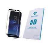 Защитное стекло Monarch 5D Premium Samsung G960F Galaxy S9 черное