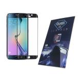 Защитное стекло Unipha Glass для Iphone 6/6S с полной проклейкой, черное
