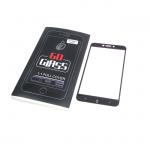 Защитное стекло 6D проклеивается на весь экран для Xiaomi Redmi Note 5A Prime White