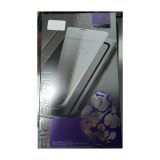 Защитное стекло 9D BingPlus Samsung Galaxy A51 с полной проклейкой, черное