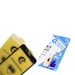 Защитное стекло 9D Tempered Glass Samsung Galaxy S10e полная проклейка, в конверте, черное