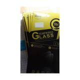 Стекло на дисплей 9H Unipha Huawei Honor 8X (черно-жёлтая упаковка)
