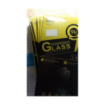Стекло на дисплей 9H Unipha Huawei Y6 2019/8A (черно-жёлтая упаковка)