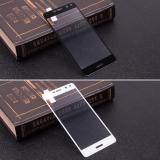 Защитное стекло для Huawei Y5 2017 на полный экран, арт.009288 (Белый)