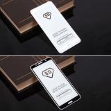 Защитное стекло Full Glue для Huawei Honor 10 на полный экран, арт.010630 (Белый)