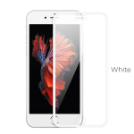 Стекло защитное HOCO для APPLE iPhone 7/8 Plus, A11, Narrow Edges, 0.33 мм, 3D, глянцевое, белое