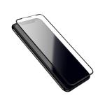Стекло защитное HOCO для APPLE iPhone XS MAX, G1, Flash attach, 0.33 мм, 2.5D, глянцевое, чёрное