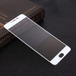 Защитное стекло для Meizu M3 Note на полный экран, арт.009288 (Белый)