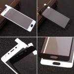 Защитное стекло для Meizu U10 на полный экран, арт.009288 (Белый)