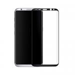 Противоударное стекло для дисплея Samsung Galaxy S8+ 3D (черный)