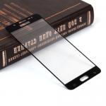 Защитное стекло 3D для Samsung Galaxy J5 (2016) на полный экран, арт.009288 (Черный)