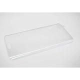 Стекло на дисплей Samsung G925F Galaxy S6 Edge с закругленными краями прозрачное в тех. паке