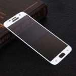 Защитное стекло для Samsung Galaxy S7 на полный экран, арт.009288 (Золотой)
