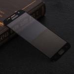 Защитное стекло для Samsung Galaxy S7 на полный экран, арт.009288 (Черный)