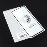 Защитное стекло Full Glue для Samsung Galaxy A80 на полный экран, арт.010630 (Черный)