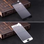 Защитное стекло для Xiaomi Mi6 на полный экран, арт.009288 (Белый)